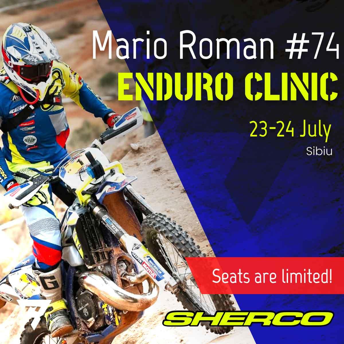 Mario Roman Training Sibiu